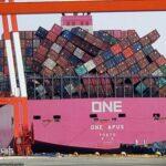 El 2020 y la pérdida de contenedores en el mar