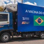 Vacunación en América Latina y su Logística